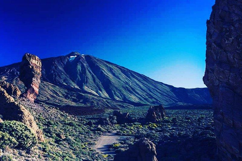 The Teide. Tenerife