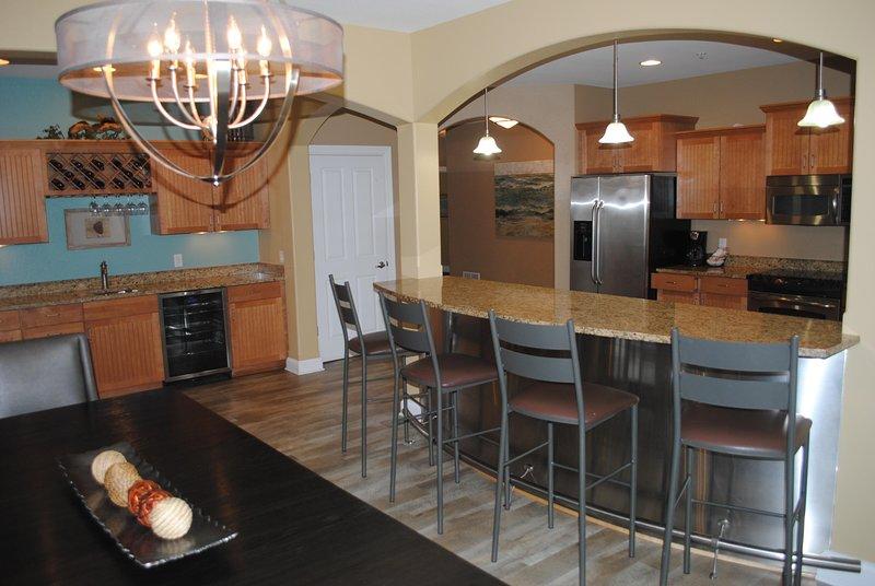 Escapadas de Wisconsin Dells que cenan con la cocina # 312