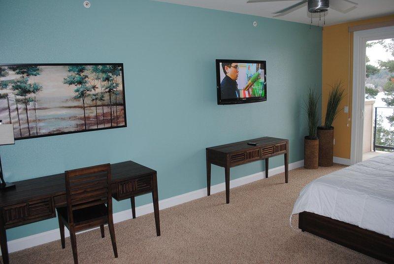 Dormitorio principal de Wisconsin Dells Getaways Segunda vista # 312