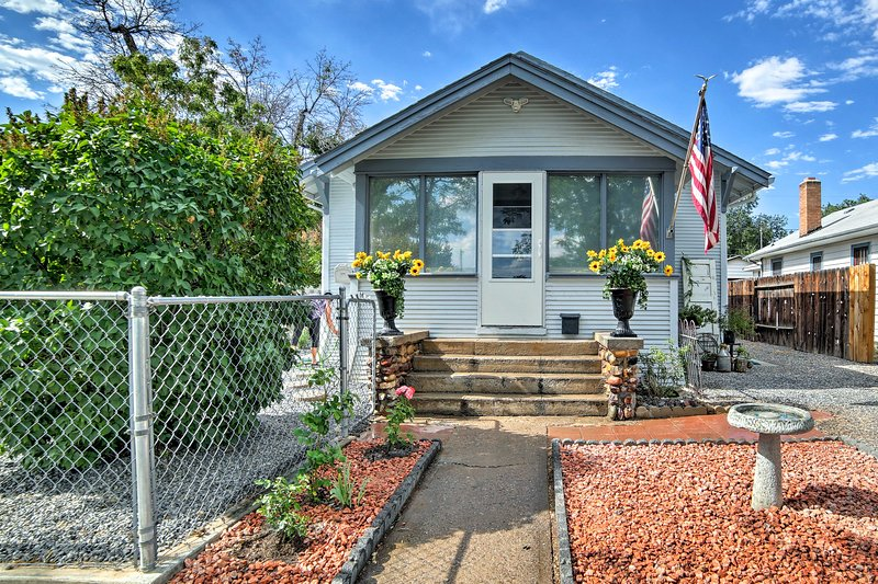 A central location allows access to everything this Western Slope city has!