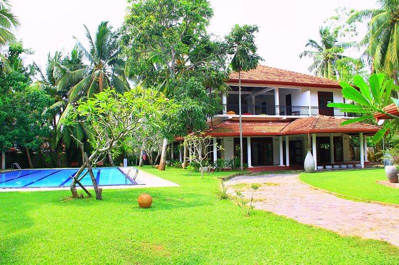 Villa 45 - Balapitiya, holiday rental in Balapitiya