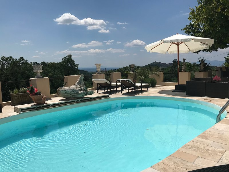 Villa Margarita - Traumvilla in Toskana, holiday rental in Borgo a Buggiano