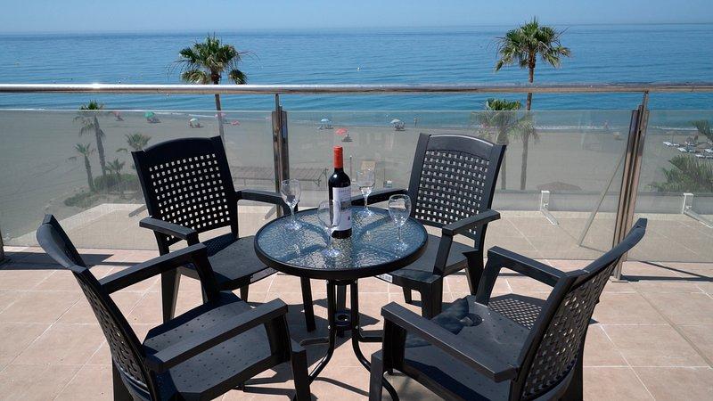 AS Apartamentos 1ºA (Terraza + Vistas al mar), vacation rental in El Morche