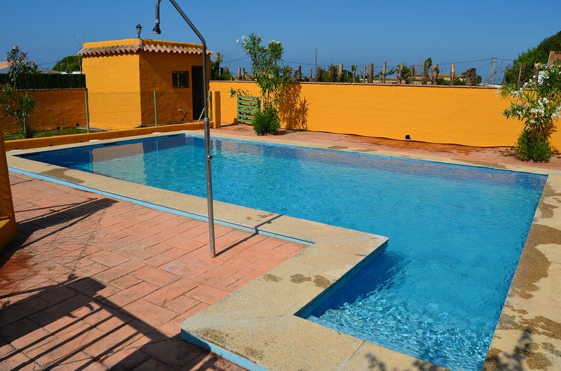 Casa rural con piscina privada updated 2019 holiday for Casas con piscina privada en conil