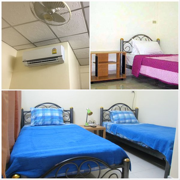 Budget Private Room with Ensuite Bath, holiday rental in Phuket Town