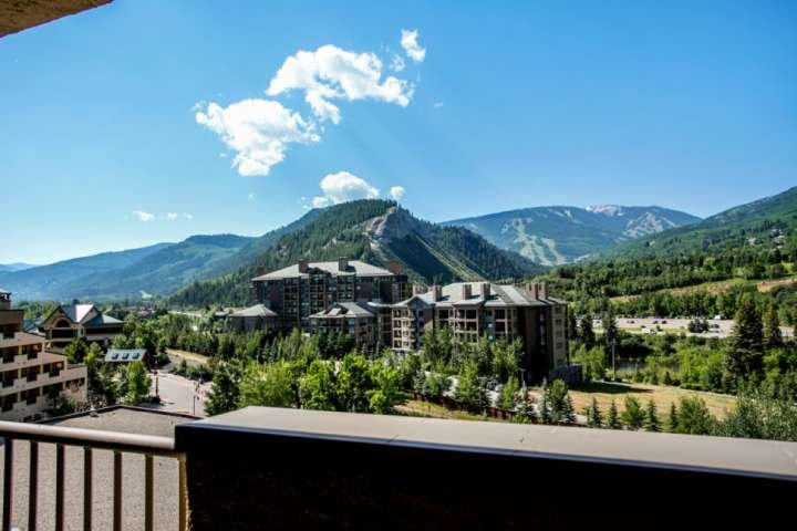 Take in the views of Beaver Creek Mountain from the kitchen, living room and deck.