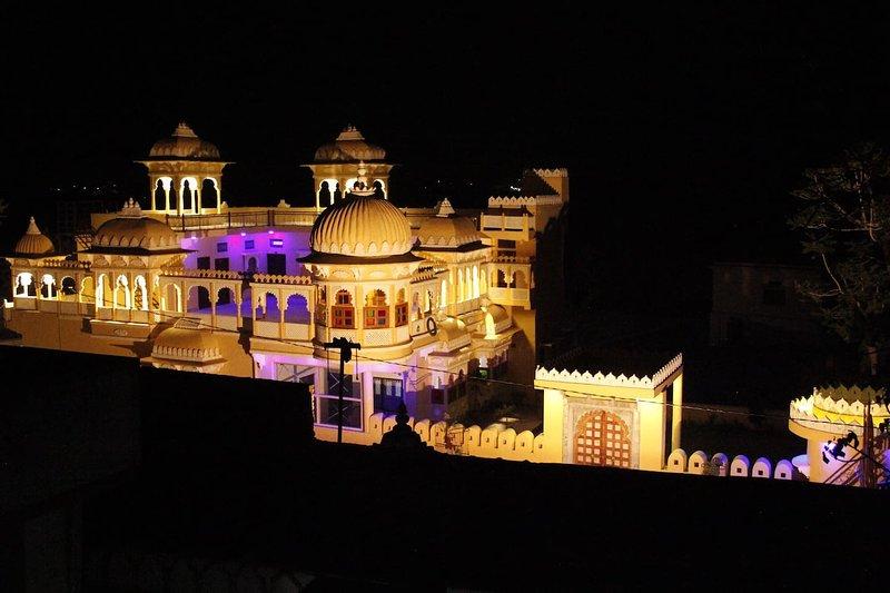 Deogarh Hills - bed and breakfast Bedroom 2, casa vacanza a Rajsamand District