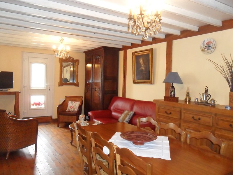 Maison de vacances - SOMME - AUTHUILLE, holiday rental in Courcelles-au-Bois