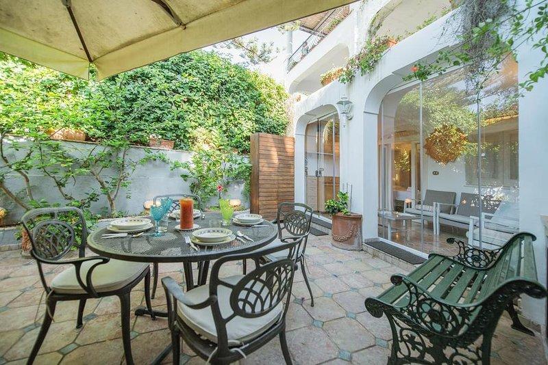 23Baci, accogliente casa con terrazza, casa vacanza a Capri
