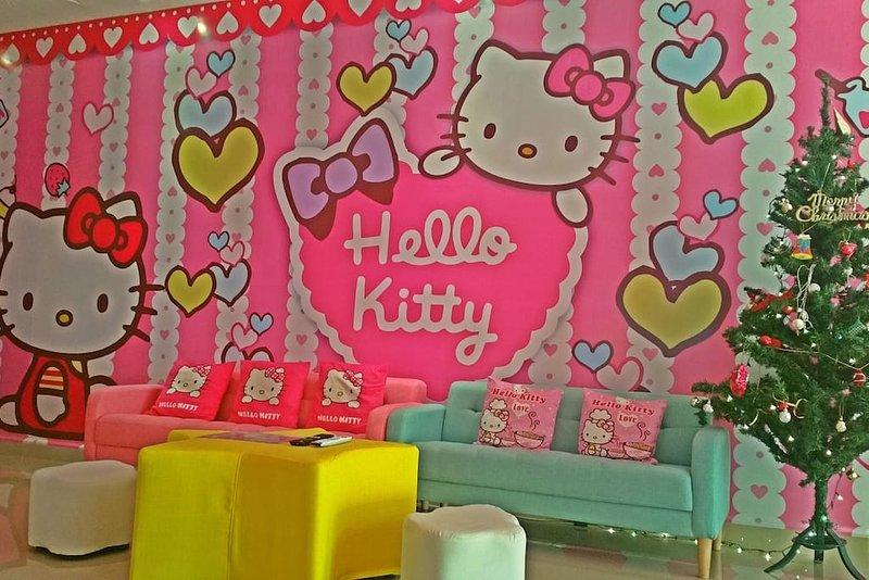 ♡ Hello Kitty Signature Suite ♡ 7 Pax - SUC IJM, holiday rental in Sandakan Division