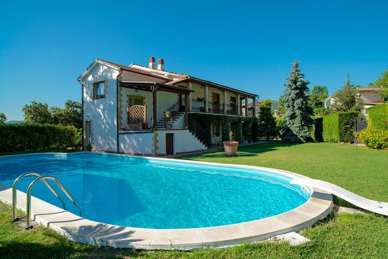 B&B Lucrezia e Cesare Borgia, holiday rental in Valle E Castello