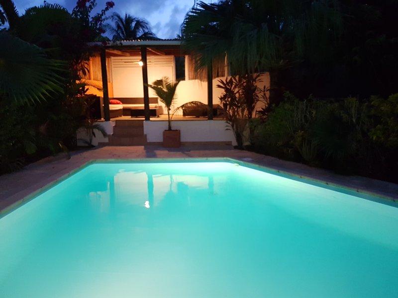 Villa Coccoloba, location de vacances à Sainte-Anne