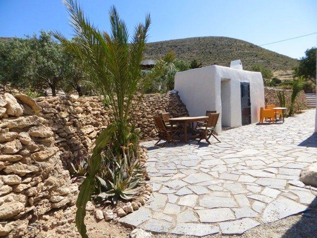 ferienhaus alhaja del cerro blanco im naturpark cabo de gata, vacation rental in Almeria