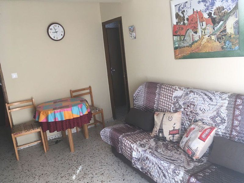 Cosy apartment in Alicante, aluguéis de temporada em Castell de Castells