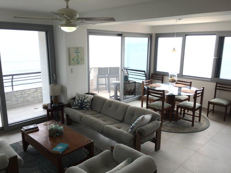 La Bella Vista Bahia, holiday rental in San Vicente