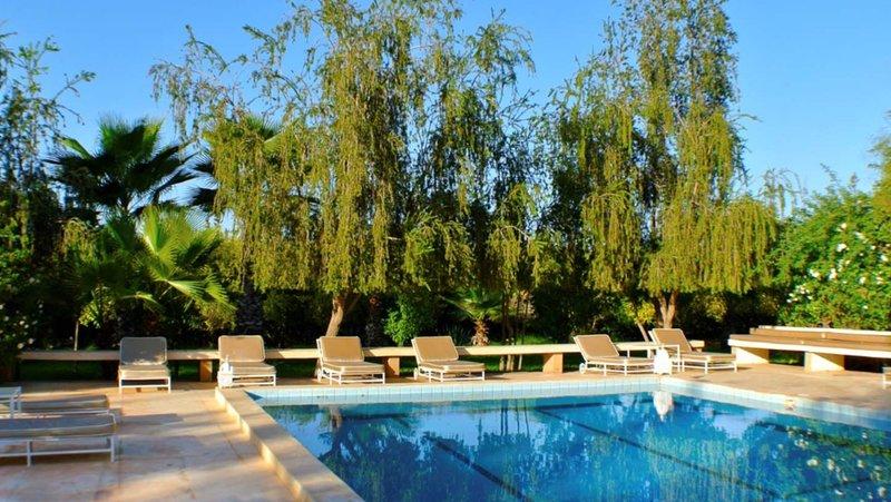 VillasTaos Marrakech retreat, holiday rental in Lagouassem