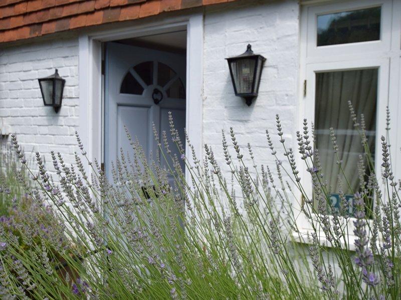 Set in pretty Sussex village