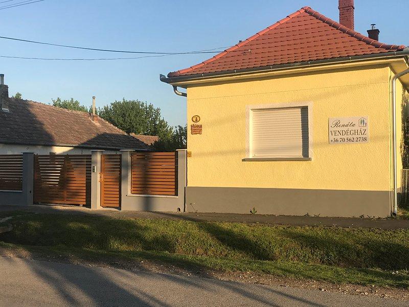 Renata Vendeghaz Holiday home, location de vacances à Zalaegerszeg