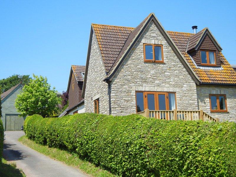 Overland, Burton Bradstock, vacation rental in Askerswell