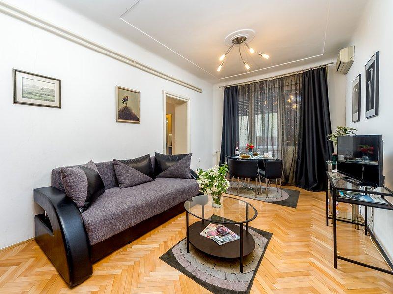 Tornado apartment, holiday rental in Dorcol