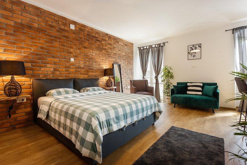 Central Rijeka Hotel Apartments, location de vacances à Rijeka