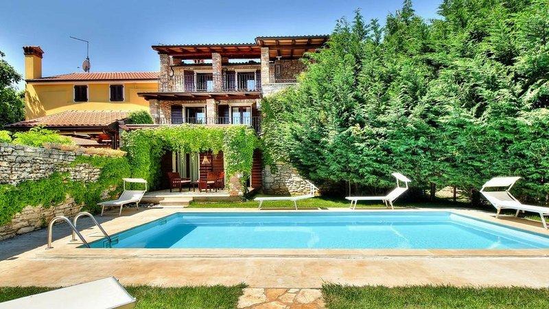 Villa Antony, location de vacances à Verteneglio