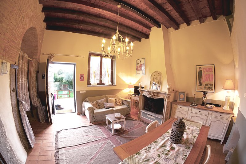 Residenza Vecchia Mola Chigi Villino Chigi, casa vacanza a Olgiata