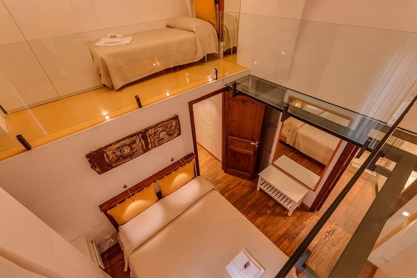 02 coronari double bedroom mezzanine