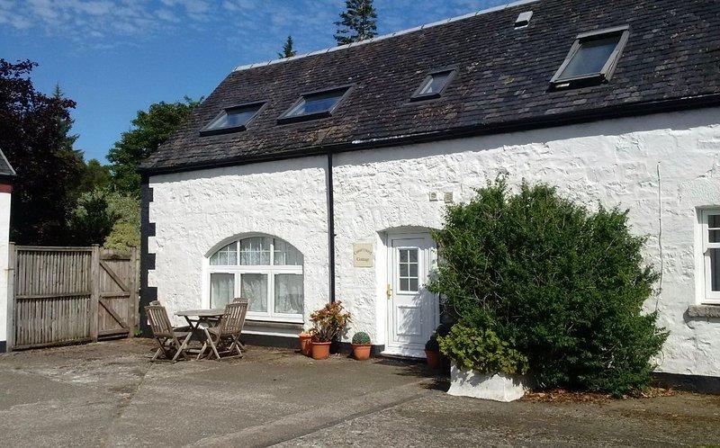 Courtyard Cottage, location de vacances à Bunessan