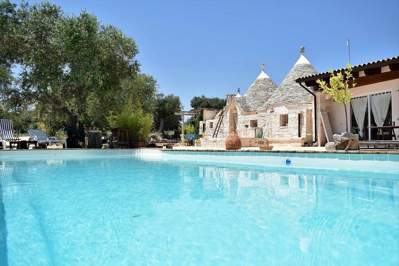 WePuglia - Paradise Trulli, holiday rental in Castellana Grotte