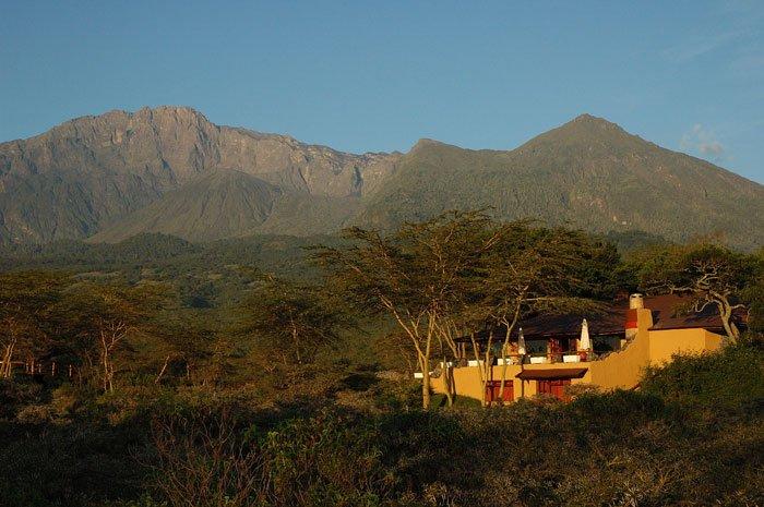 Africa Sasa - Hatari Lodge Junior Suite 2, location de vacances à Région d'Arusha