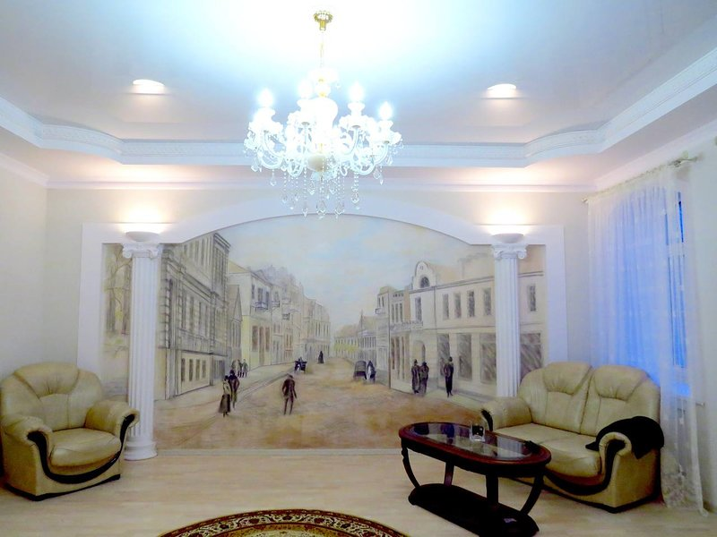 Апартаменты КвартОтель, ул. Советская 13 – semesterbostad i Grodno