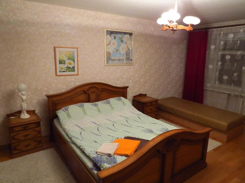 Big apartment in Grodno center, vacation rental in Grodno