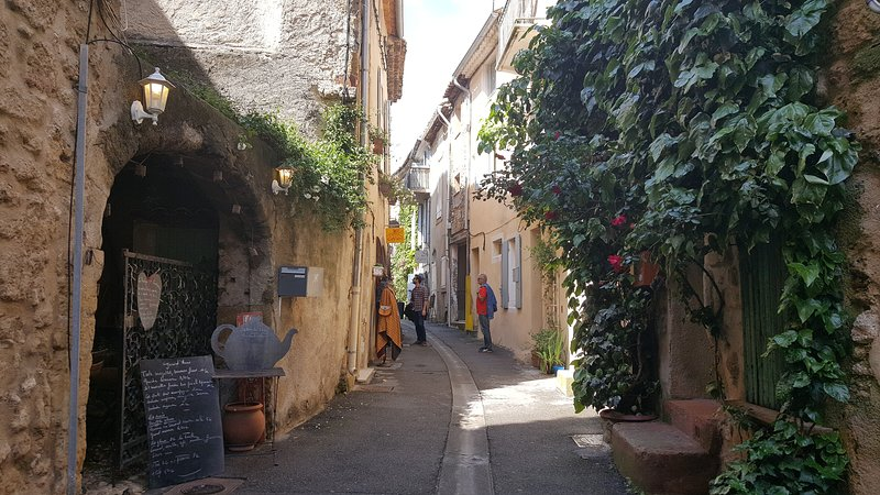 Le village médiéval de Lourmarin