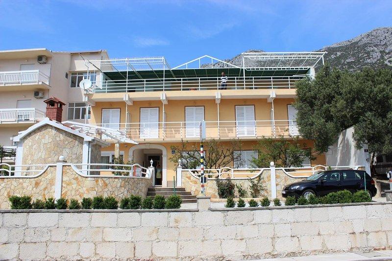 One bedroom apartment Gradac, Makarska (A-5198-c), casa vacanza a Gradac
