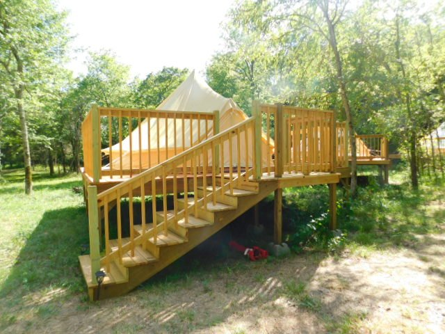 Tranquility - Glampin' In Style - Hochatown, vacation rental in Hochatown