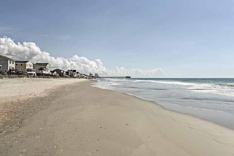 Para una escapada inolvidable a la playa, reserve esta propiedad ideal.