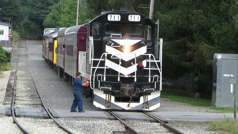 Ferrovia da Grande Smoky Mountain
