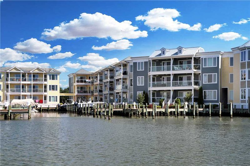 Sunset Bay Villa 116, vacation rental in Chincoteague Island