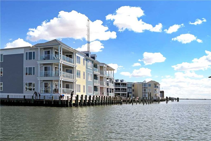 Sunset Bay Villa 208, casa vacanza a Chincoteague Island