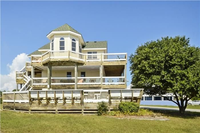 Perfect Family House! Close walk to beach, Pool, Hot Tub WH-21, alquiler de vacaciones en Corolla