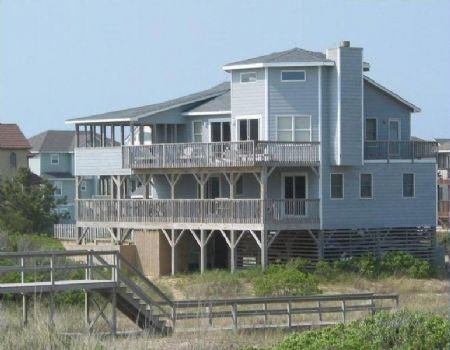 AMAZING VIEWS! Beautiful house, unobstructed ocean views, pet friendly!, alquiler de vacaciones en Corolla