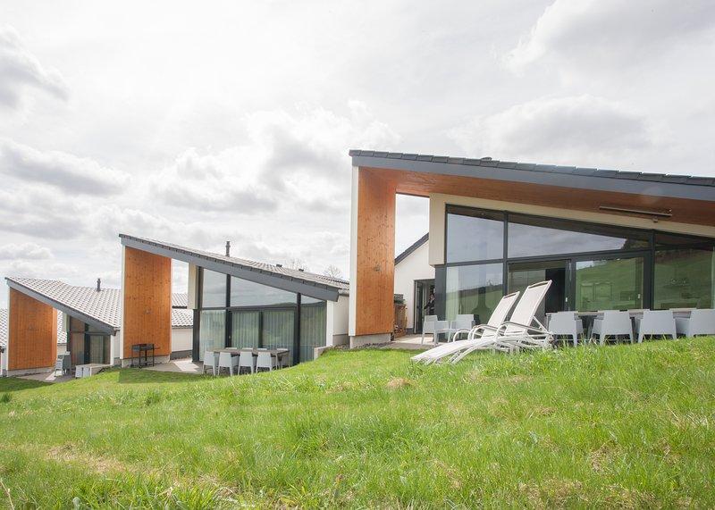 Villas Winterberg - Villa Alexander / Villa Maxima, holiday rental in Langewiese