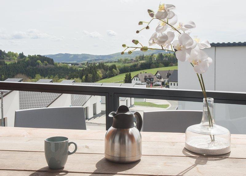 Villas Winterberg - Appartement Alexia/ Amalia, holiday rental in Langewiese