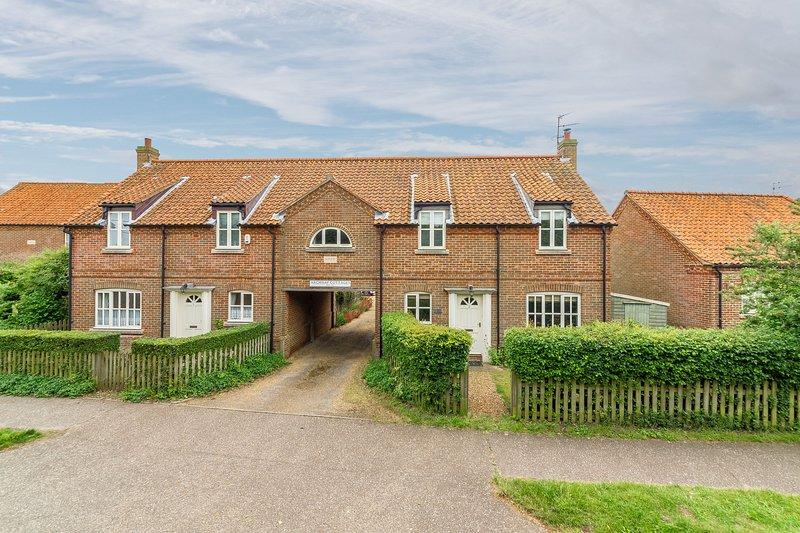 Mahonia Cottage, vacation rental in Burnham Market