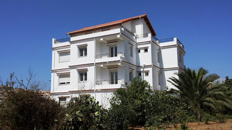 in large Villa in Dely ibrahim, 3 floors, with pool in the grounds of the villa and access excluded
