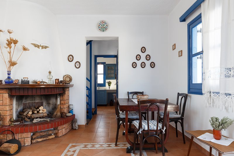 House Salvia, holiday rental in Lachania