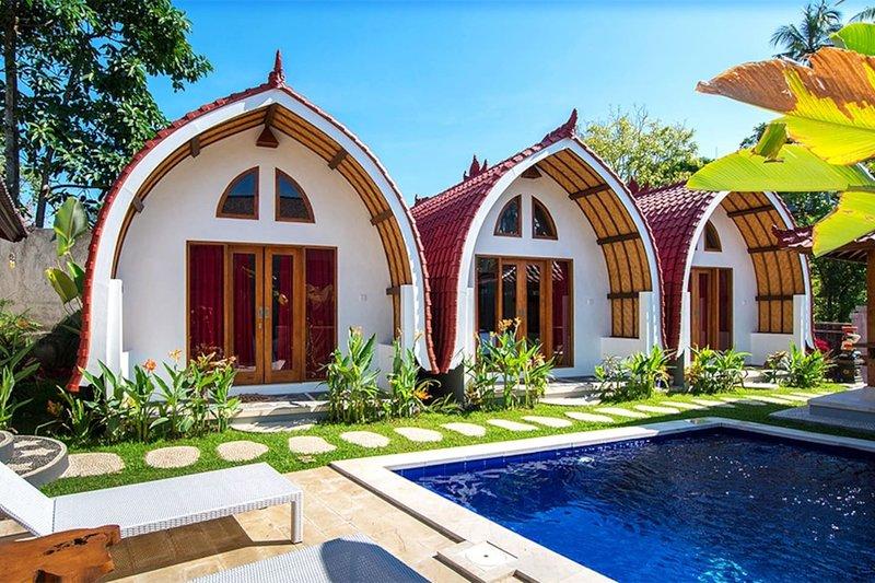 Balian Princess Villas ANDRI barn (2), holiday rental in Antap