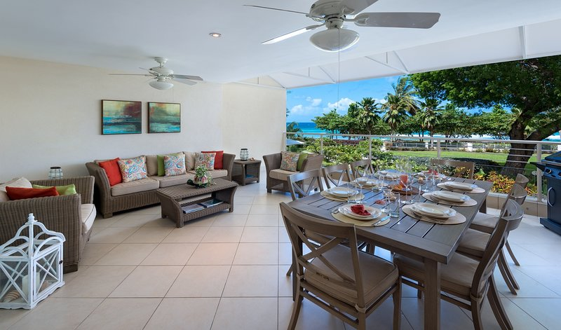 Condominiums at Palm Beach, Apt 204, Hastings, Christ Church, Barbados, vacation rental in Hastings
