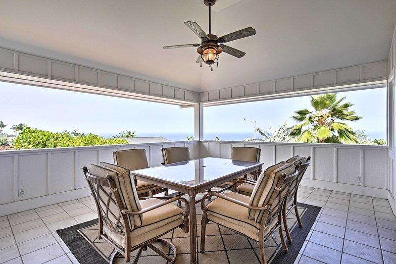 'Kona Aloha Aina': Home w/ Lanai < 3 Mi to Beaches, holiday rental in Holualoa